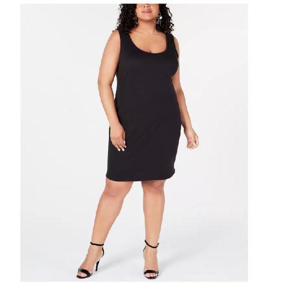 🎁Love Squared Trendy Plus Size Sheath Dress